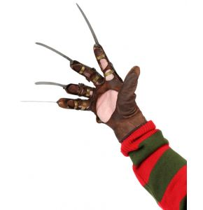 "Nightmare on Elm Street Freddy ""Dream Warriors"" Glove Replica"