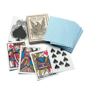 "Old West Pharo ""Tombstone"" Playing Cards"