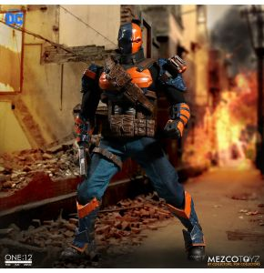 One:12 Collective Deathstroke 1:12 Scale Action Figure