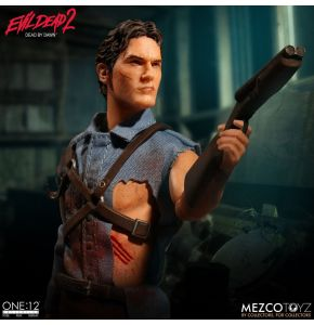One:12 Collective Ash Evil Dead 2 Action Figure