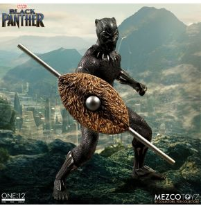 One:12 Collective Black Panther Action Figure