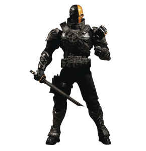 One:12 Collective DC Stealth Deathstroke PX Action Figure