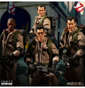 One:12 Collective Ghostbusters Action Figure Deluxe Box Set