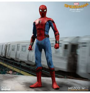 One:12 Collective Spider Man Home Coming Action Figure