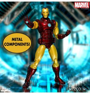 One:12 Collective Iron Man Action Figure