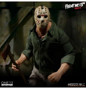 One:12 Collective Friday The 13th Part 3 Jason Voorhees Figure