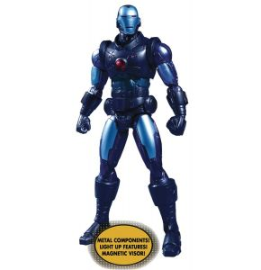 One:12 Collective Marvel PX Iron Man Stealth Armor Action Figure