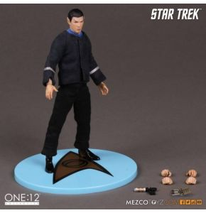 One:12 Collective Star Trek Spock Cage Version Action Figure