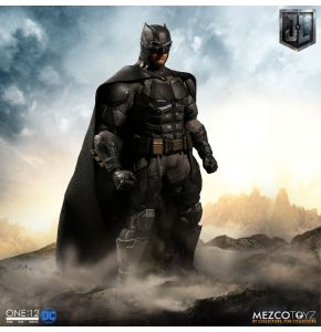 One:12 Collective Justice League Tactical Suit Batman Action Figure