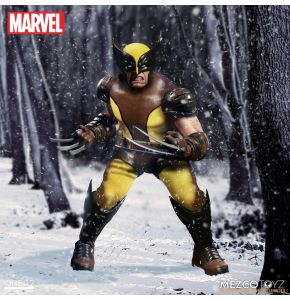 One 12 Collective Wolverine 1-12 Scale Action Figure