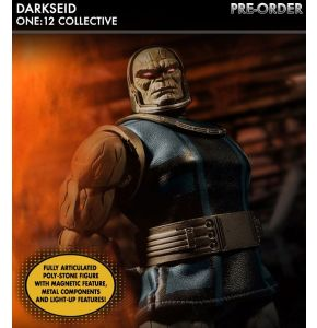 One:12 Collective DC Comics Darkseid Action Figure