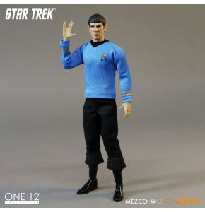 One:12 Collective Star Trek Spock Action Figure