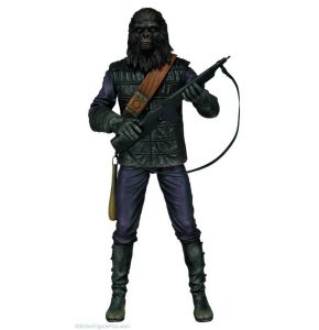 Planet of the Apes Classic Series 1 Gorilla Soldier Action Figure