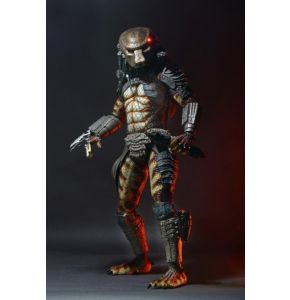Predator 2 City Hunter with LED 1/4th Scale Action Figure