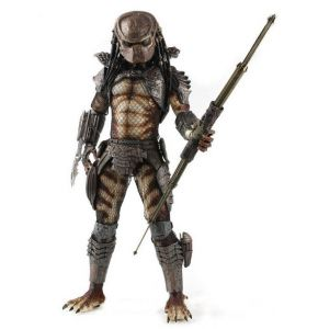 Predator 2 Series 1 Masked City Hunter Predator 1/4 Scale Figure