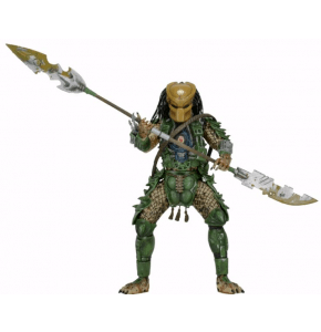 Predators Series 18 Broken Tusk Predator Action Figure