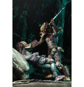 Predator Ultimate Bad Blood & Ultimate Enforcer Figure 2 pack