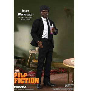 Pulp Fiction Jules Winnfield 1/6 Scale Action Figure