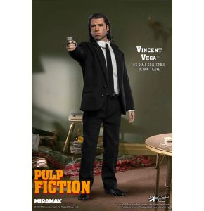 Pulp Fiction Vincent Vega 1/6 Scale Action Figure