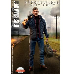 Supernatural Dean Winchester 1/6 Scale Articulated Figure