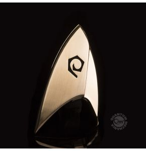 Star Trek Discovery Operations Insignia Badge