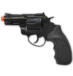 R1 2.5In Black Blank Front Firing Revolver