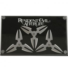 Resident Evil Afterlife Shuriken Display
