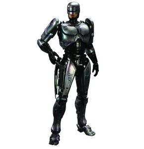 Robocop Play Arts Kai Figure 1987 Version Figure