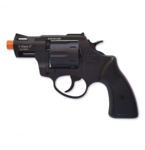 RX2 Black 2in 9mm Blank Front Firing Revolver