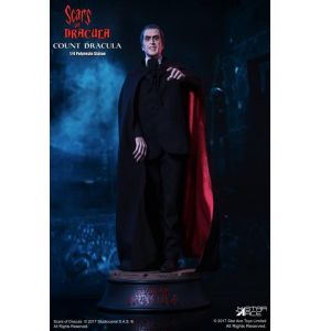Scars of Dracula Count Dracula 1/4 Scale Statue