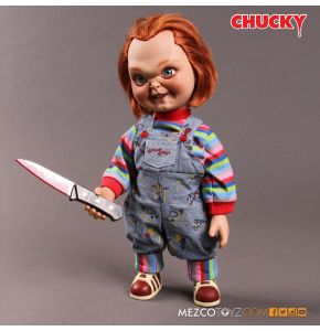 Child's Play Talking Mega Scale Sneering Chucky Doll