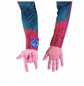Amazing Spider Man Deluxe Adult Web Shooters