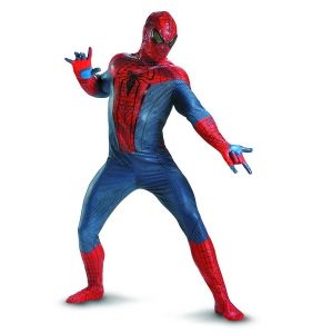 Amazing Spider-Man Deluxe Adult Theatrical Costume - Plus Size