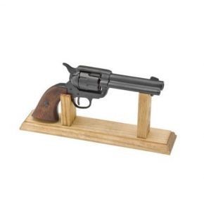"Stand for ""Fast Draw"" Western Pistol Replicas"