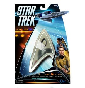 Star Trek XI Engineering Starfleet Division Badge