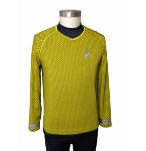 Star Trek Into the Darkness Kirk Replica Tunic