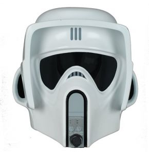 Star Wars VI Return of the Jedi Scout Trooper Helmet Replica LE