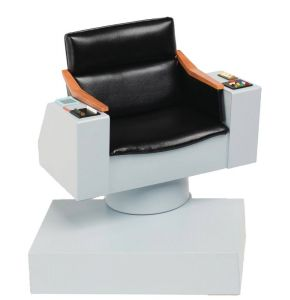 Star Trek The Original Series Captain's Chair 1/6 Scale Replica