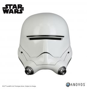 Star Wars First Order Flametrooper Helmet Accessory