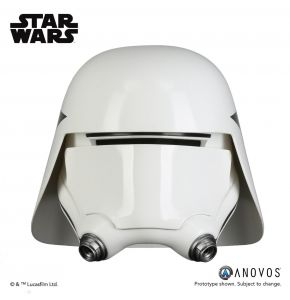 Star Wars First Order Snowtrooper Wearable Helmet Accessory