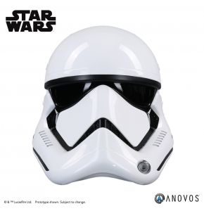 Star Wars The Last Jedi First Order Stormtrooper Premier Helmet