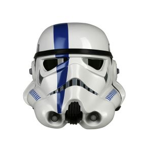 Star Wars Imperial Stormtrooper TK Commander Blue Trooper Helmet