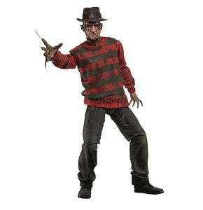 Nightmare On Elm Street Ultimate Freddy 30th Anniversary Figure