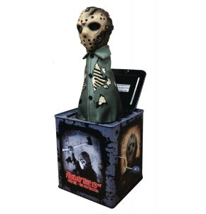 Friday The 13th Jason Voorhees Burst A Box