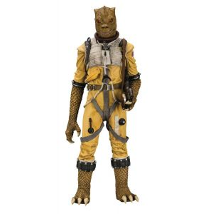 Star Wars Bounty Hunter ArtFX+ Bossk Statue