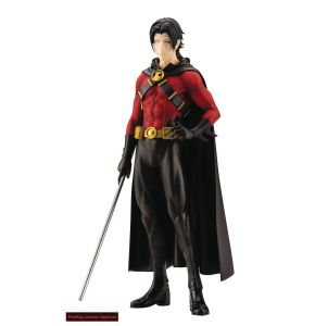 DC Comics Red Robin Ikemen Statue With Bonus