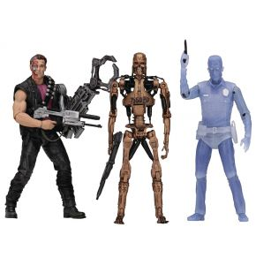 Terminator Kenner Tribute 7in Action Figure