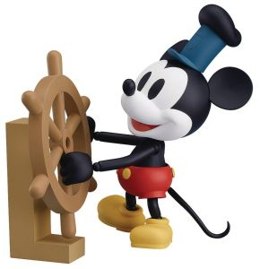 Steamboat Willie Nendoroid No.1010b 1928 Mickey Mouse (Color)