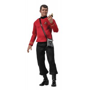 Star Trek Master Series LT Commander Scott 1/6 Scale Action Figure