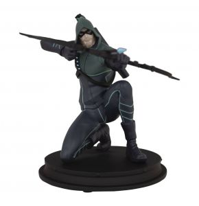 DC CW Vixen Arrow Green Statue